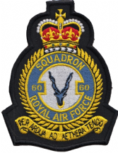 ROYAL AIR FORCE SQUADRONS .